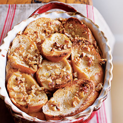 Marmalade French Toast Casserole