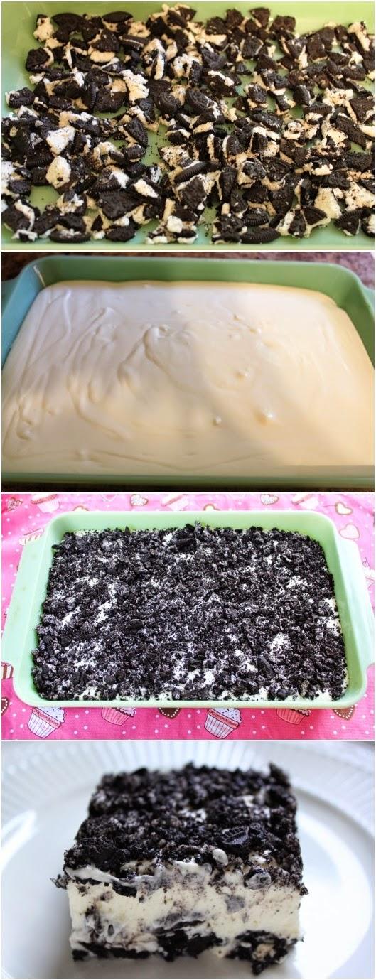 Perfect Oreo Dessert