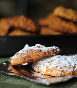 Sweet Potato Ginger Cookies