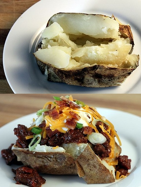 Baked Potato Bar